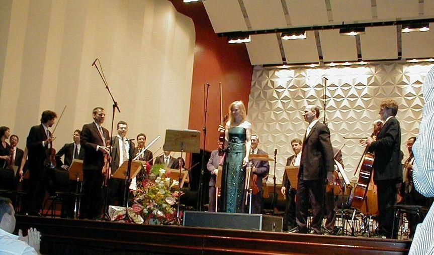 Brazilian Symphony concerto