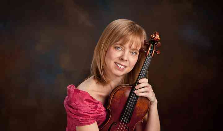 Catherine Hazan, Acoustic and Electric Violin