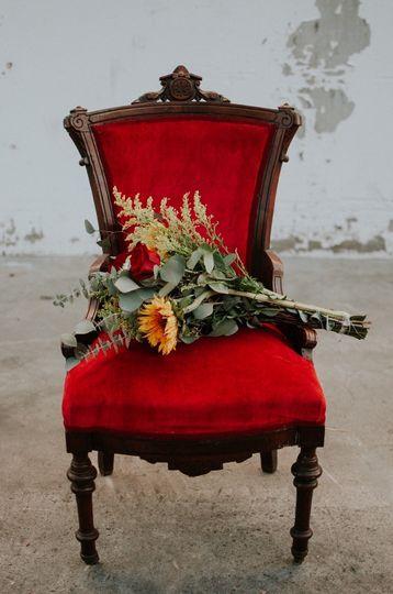 St Valentine Chair