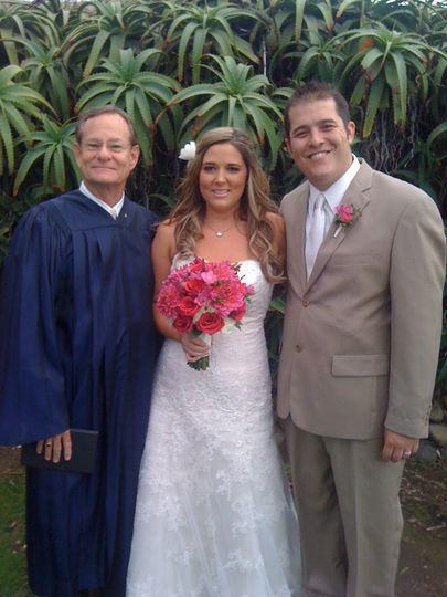 A La Jolla wedding. Always gorgeous.