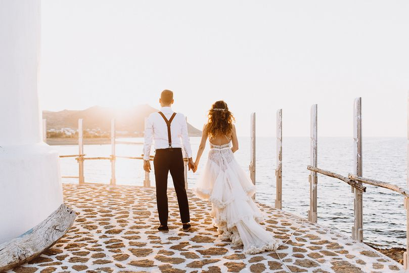 Skyros Destination Wedding