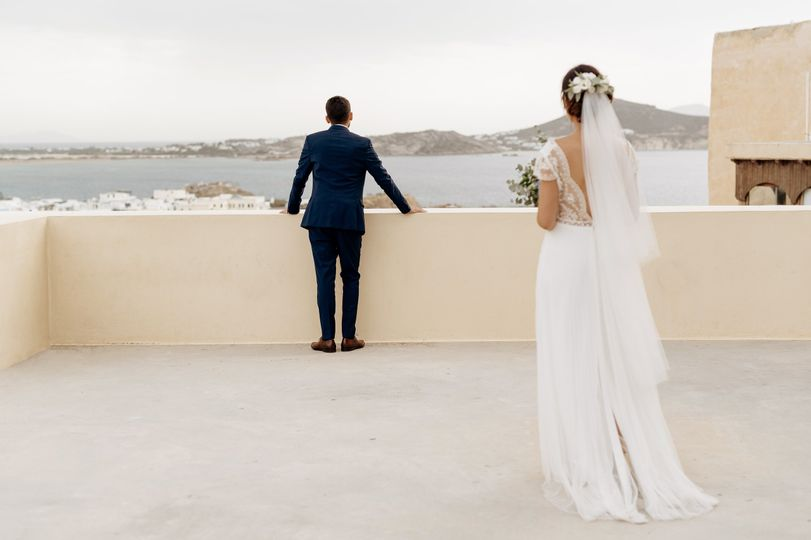 Wedding in Naxos,Greece