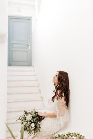 Mykonos Bride