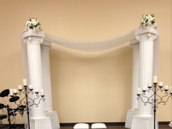 Tmx 1391267876036 Colums 3 Virginia Beach, VA wedding rental