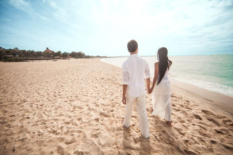 Three Wishes Travel specializes in Destination Weddings and Honeymoons. Take a hand-in-hand romantic...