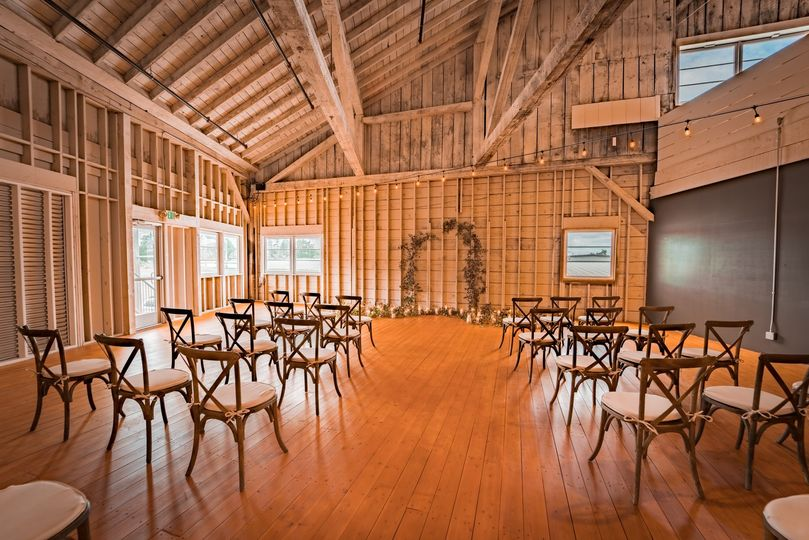 As a ceremony space