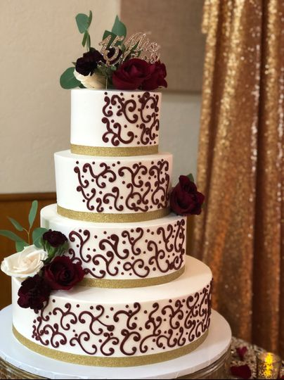 We offer cakes!