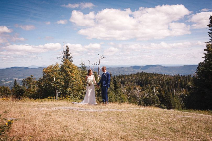 Wedding in Vermont