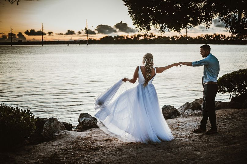 Dance by water