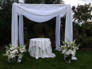 Tmx 1403283317930 Chuppahoutdoor Bronx wedding rental