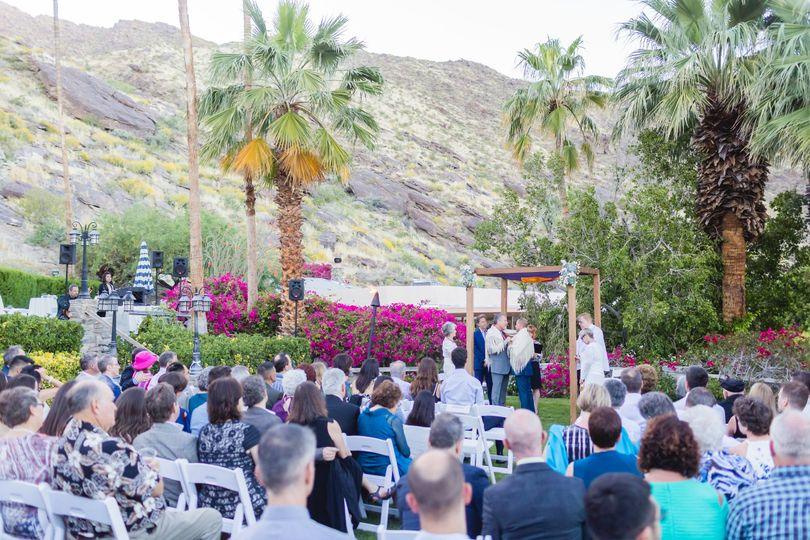 ken brad palm springs wedding 2017 monocleproject