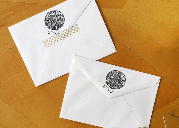 balloon envelope no stamp low res