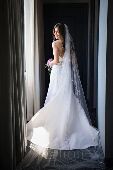 A Four Seasons Bride