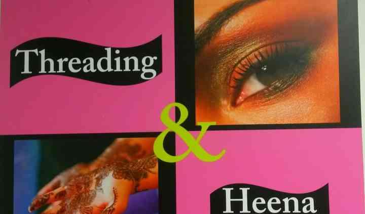 Eyebrow Threading & Henna Tattoo