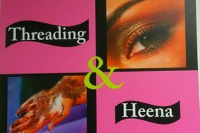 Eyebrow Threading & Henna Tattoo