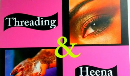 Eyebrow Threading & Henna Tattoo 1