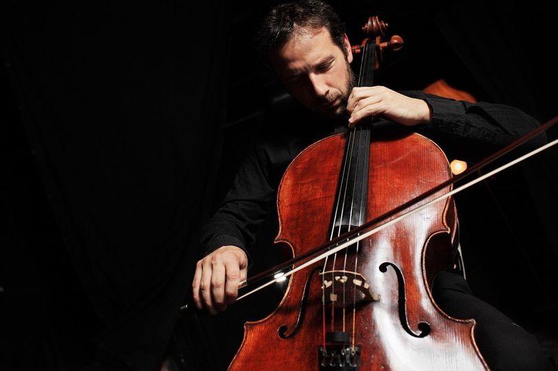 Elegant cello