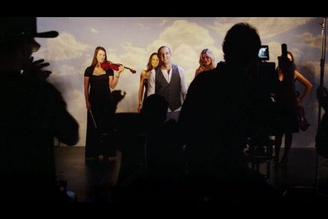 Ferna Goitia Music Video Set