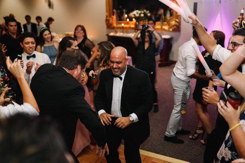 Dance off fun