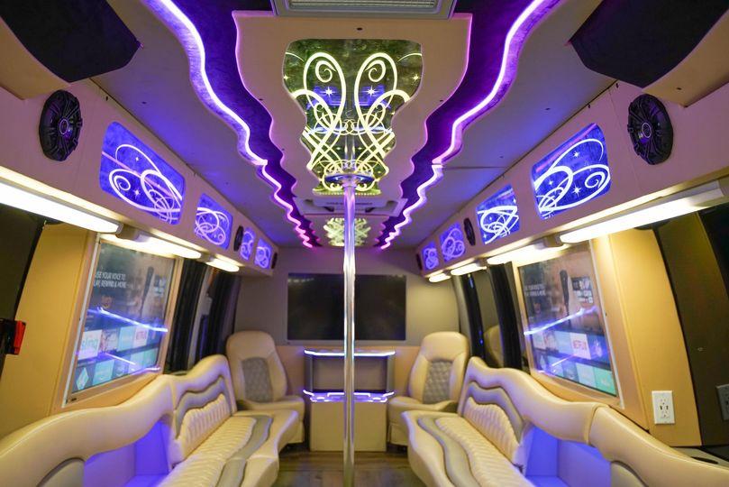 Lighting and seating