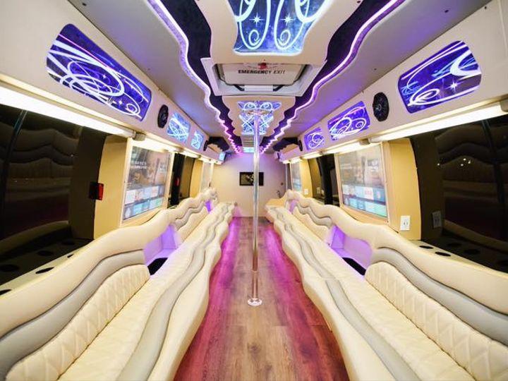Tmx 36 Passenger 3 51 1032357 Raleigh, North Carolina wedding transportation