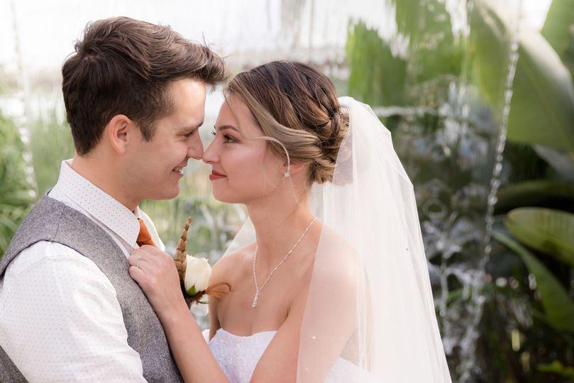 Birdhaven Greenhouse Wedding