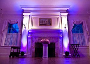 Tmx 1353527231315 Uplighting21 Sagamore Beach wedding dj