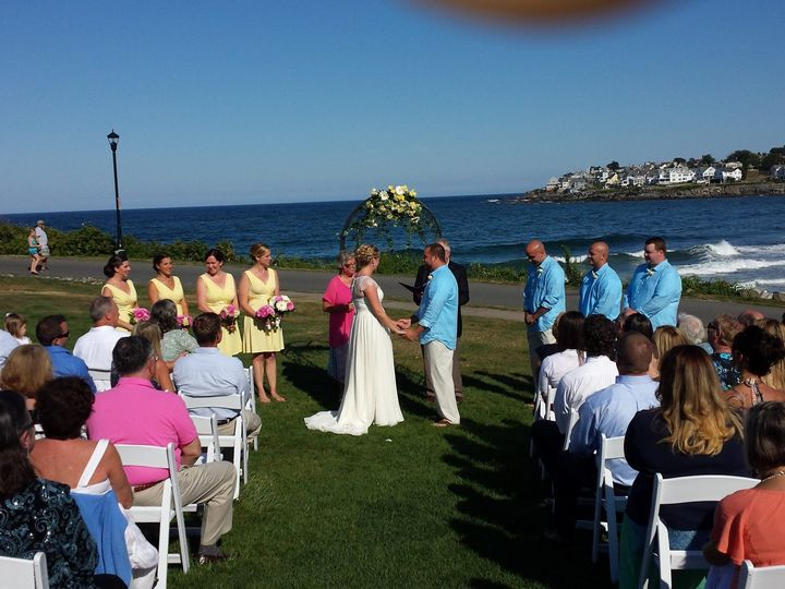 Tmx 1471966601491 20150809164752 Sagamore Beach wedding dj