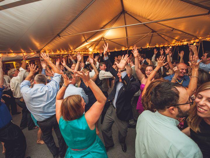 Tmx 1471966755747 Palombo Dancing In Tent Sagamore Beach wedding dj