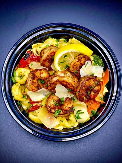 Shrimp Tortellini