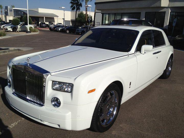 Tmx 1342645922109 IMG2925 Beverly Hills wedding transportation