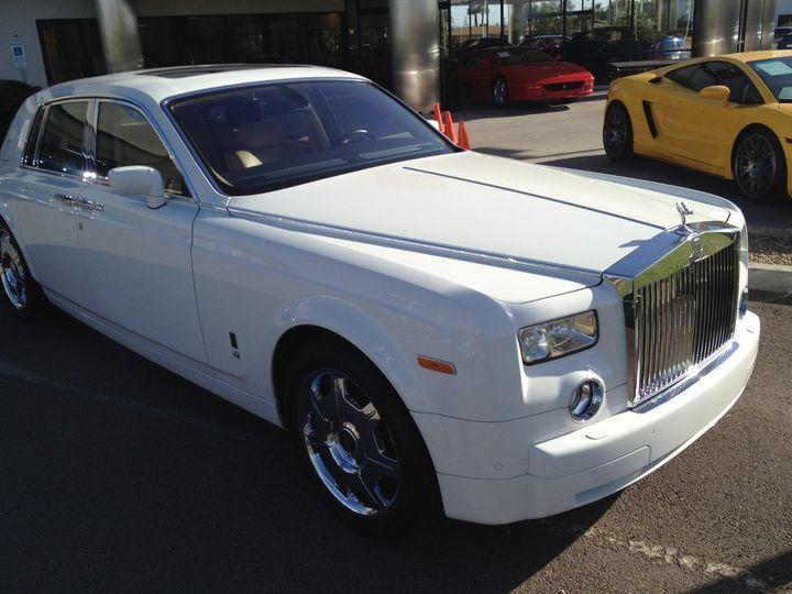 Tmx 1342645978089 IMG2927 Beverly Hills wedding transportation