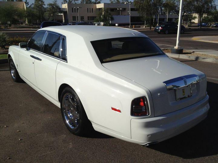 Tmx 1342646006740 IMG2933 Beverly Hills wedding transportation