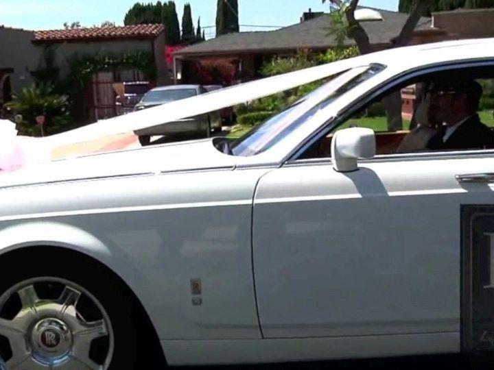 Tmx 1358202229199 1stweddingBHCommercial35 Beverly Hills wedding transportation