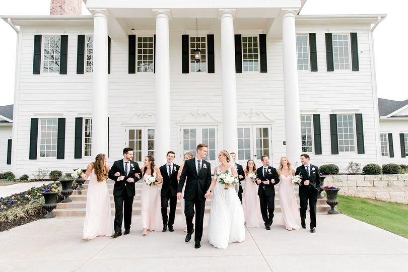 The Milestone | Aubrey Mansion