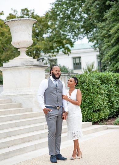Microwedding in DC