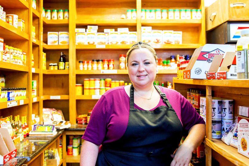 Chef Katie Cox