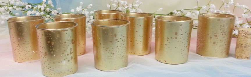 gold mercury votive candle holder 01