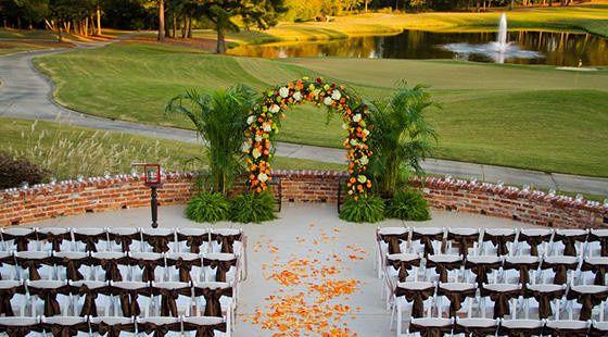 Tmx 1501697511511 Outdoor Patio Spacealbumdetail Hattiesburg, MS wedding venue