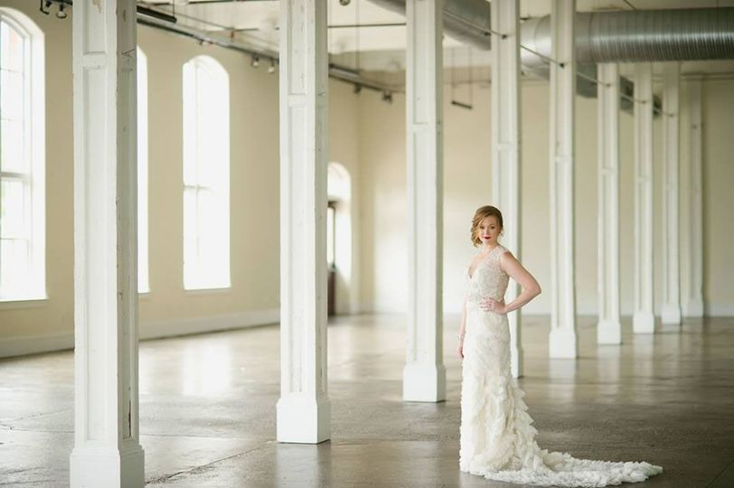 Great Place for Bridal Photos