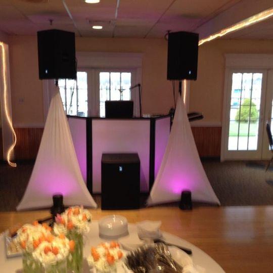 Yacht Club Wedding!