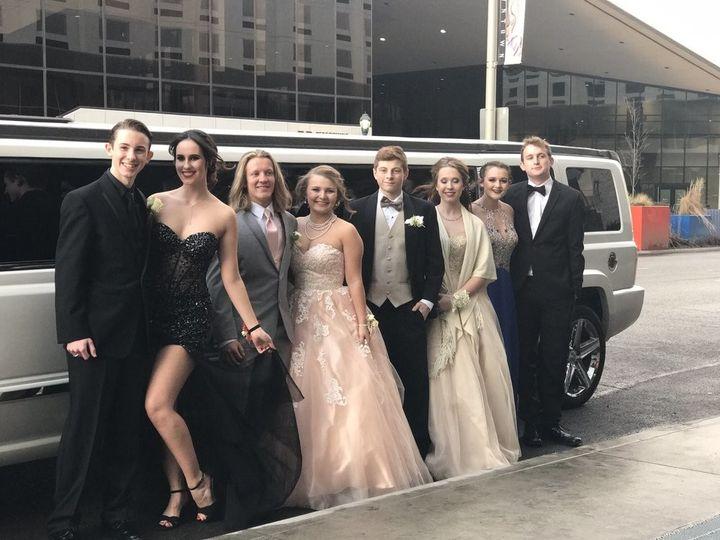 prom jeep