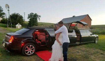 Spokane Legacy Limousine