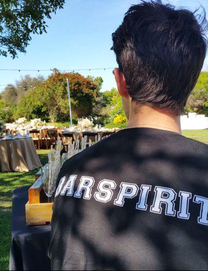 Barspirit Staff