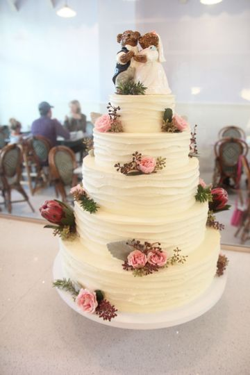Lilac Patisserie - Wedding Cake - Santa Barbara, CA - WeddingWire