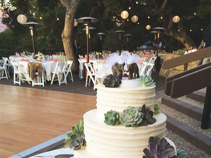Tmx 1437866739107 Lilacsucculentcake Santa Barbara, CA wedding cake