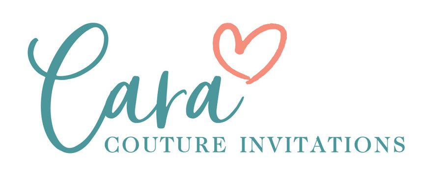 Cara Couture Invitations