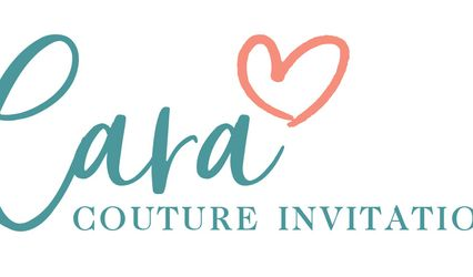 Cara Couture Invitations