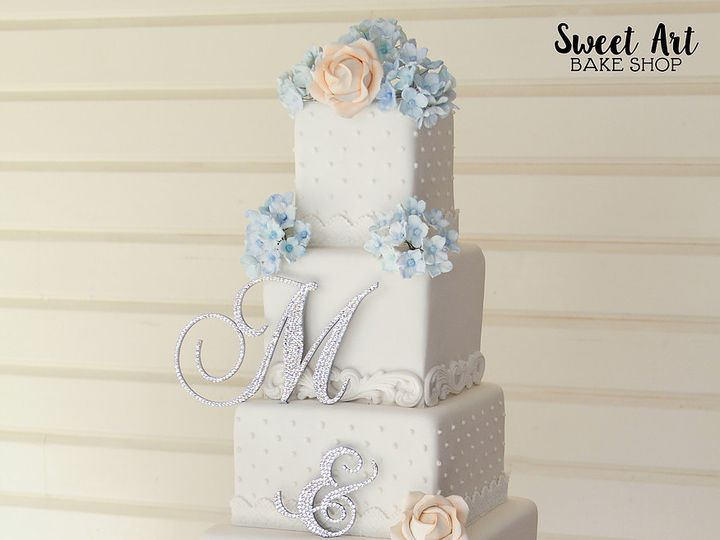 Tmx 1489533522416 Screen Shot 2017 01 08 At 7.02.22 Am Simi Valley wedding cake