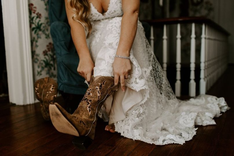 Boots for the dress